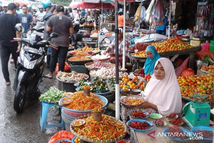 Harga bawang dan cabai di Ambon mahal