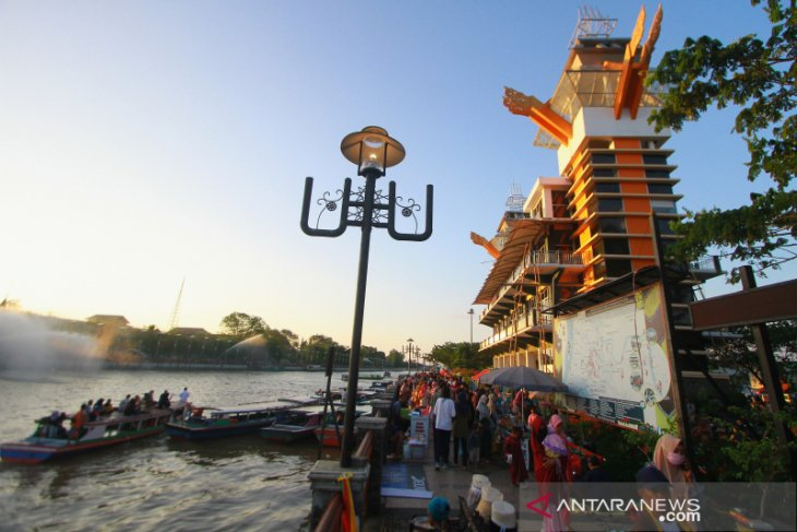 Wisata Siring Sungai Martapura