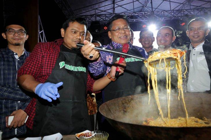 Wali Kota bertekad jadikan mi aceh kuliner  kelas dunia