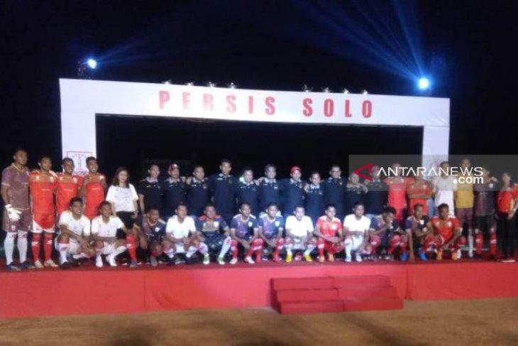 Persis Solo luncurkan tim Liga 2 musim 2019 di Madiun