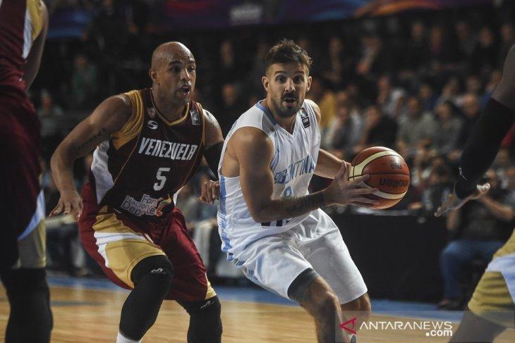 Generasi emas inspirasi Argentina sambut Piala Dunia FIBA