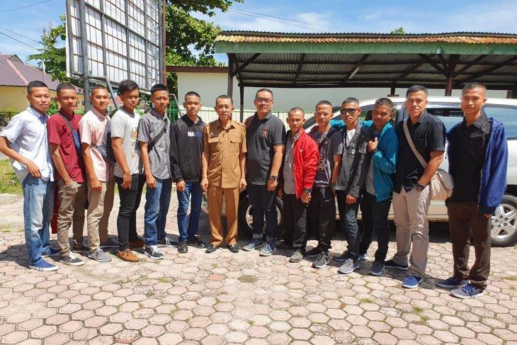 Disnaker Asahan kirim 24 warga mengikuti pelatihan bording di Medan dan Serang