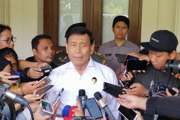 Wiranto berencana bertemu mantan panglima GAM