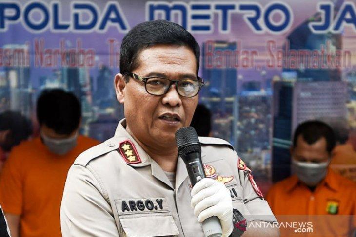 Polisi tangkap pengemudi ojol penjambret ponsel bocah di Cengkareng