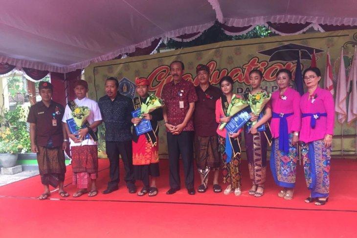 SDN 17 Dauh Puri jadi sekolah favorit di Kota Denpasar
