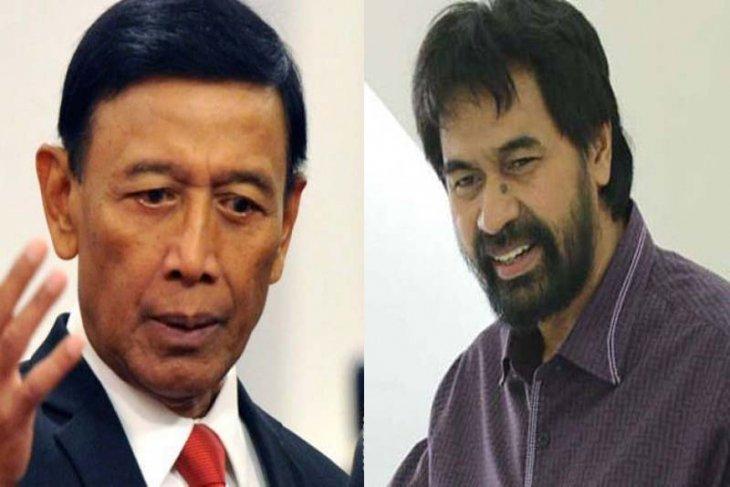 Terkait wacana referendum Aceh, Wiranto temui mantan Panglima GAM