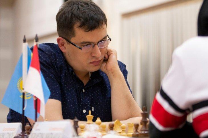 Klasemen hingga tuntas babak ketujuh turnamen catur internasional Japfa 2019