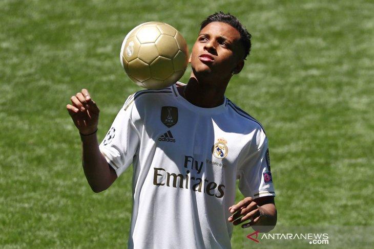Hasil Liga Champions, Rodrygo antar Real Madrid gilas Galatasary 6 - 0