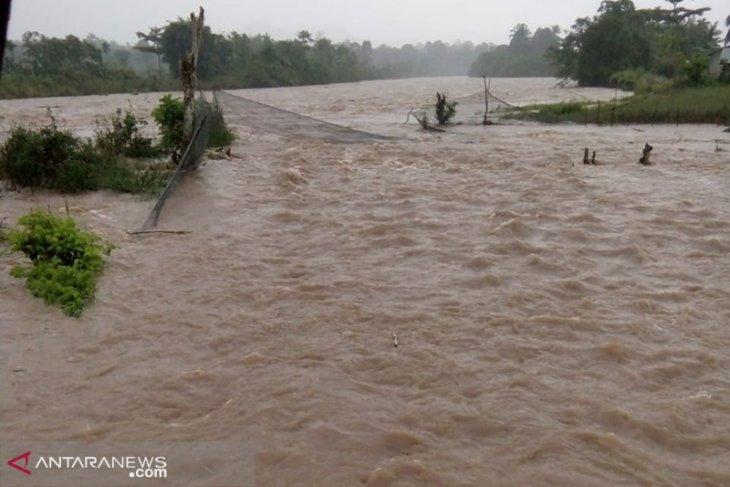 Distan identifikasi sawah terendam banjir di Selagan Raya