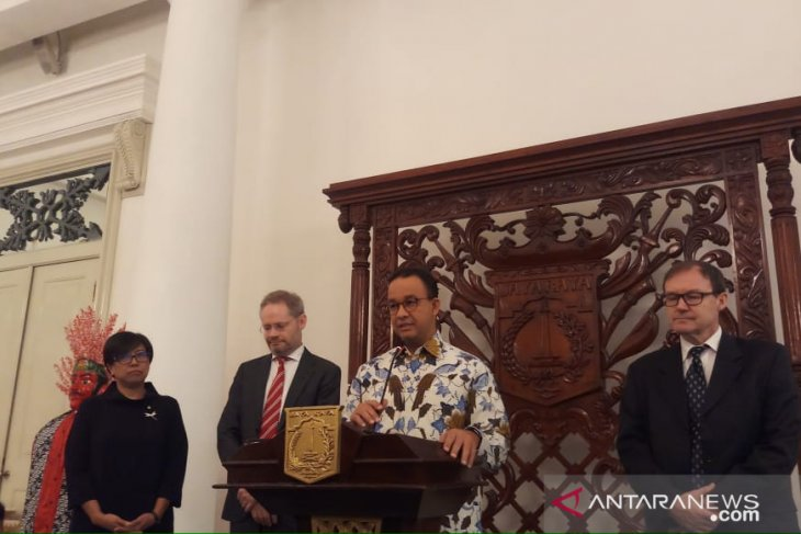 Jakarta hosts C40 Cities Climate Action Planning Program