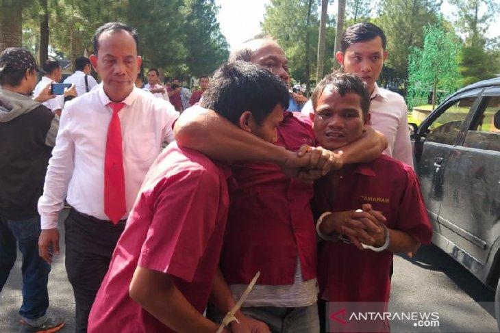 Polda Sumut: Pelaku percobaan pembunuhan sekeluarga ditangkap di Aceh