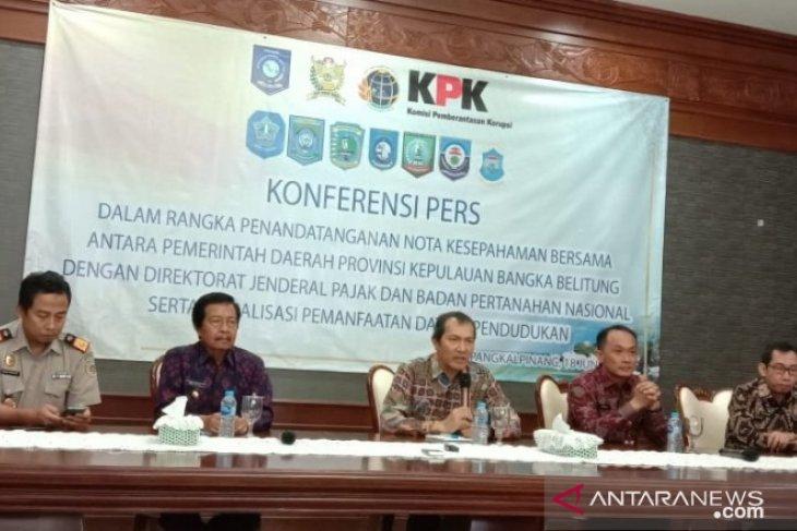 KPK bidik 44 perusahaan tambang timah