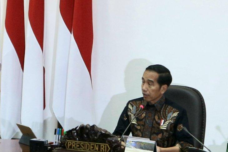 Presiden Jokowi tekankan terobosan kebijakan investasi dan ekspor