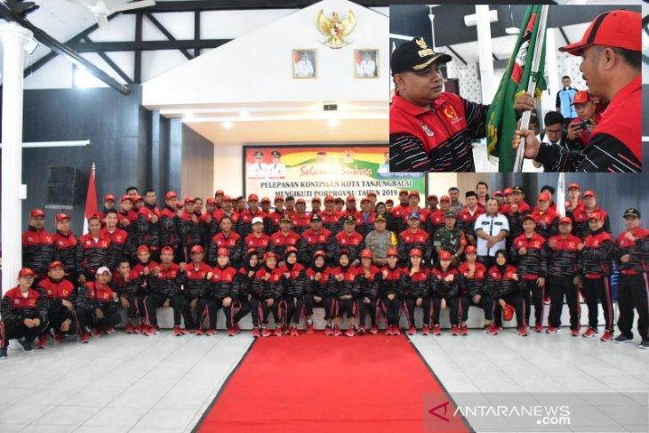 54 atlet Tanjungbalai siap
