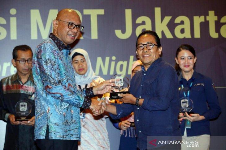 ANTARA raih apresiasi dari MRT Jakarta