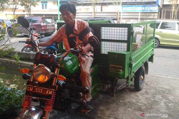 Banjir susulan kembali melanda Samarinda