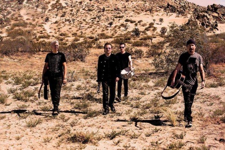 Kamis 20 Juni, tiket konser U2 di Singapura mulai dijual
