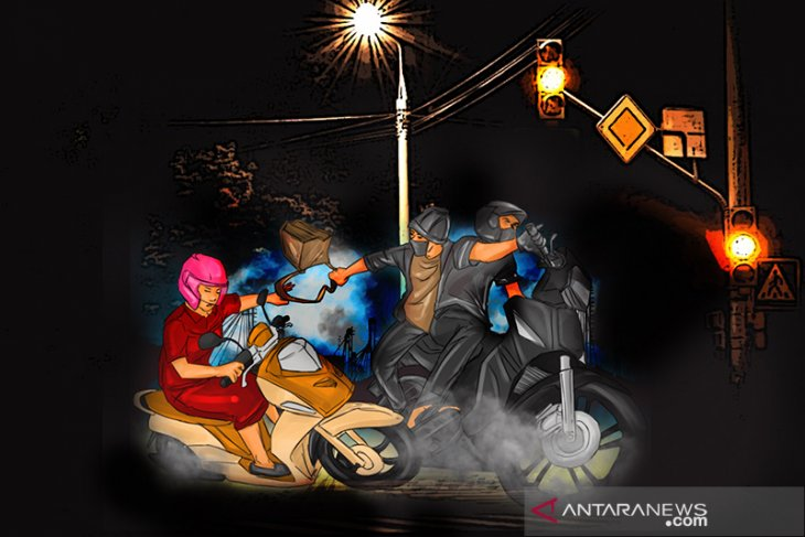 Polrestabes Medan selidiki komplotan begal di Underpass Titi Kuning