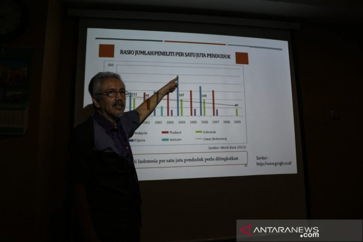 LBT usulkan dana riset  Rp150 triliun per tahun