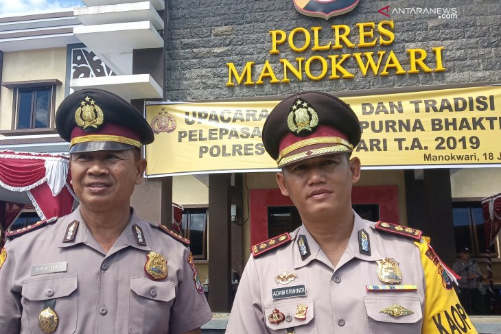 Polres Manokwari gelar silaturarrahim antara suku agar masyarakat kembali damai