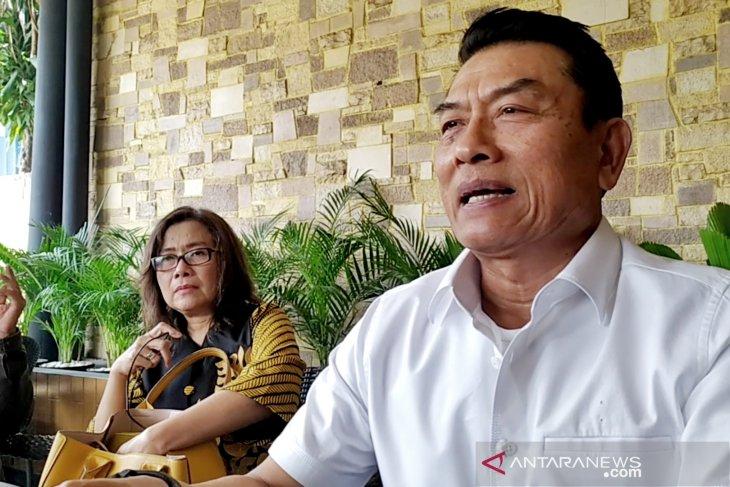 Moeldoko: Anggota TNI terlibat radikalisme dapat dipecat