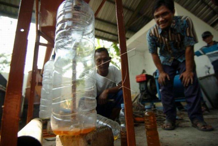 Bahan bakar dari sampah plastik