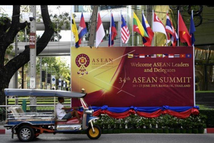 Thailand bersiap sambut 10 kepala negara anggota ASEAN