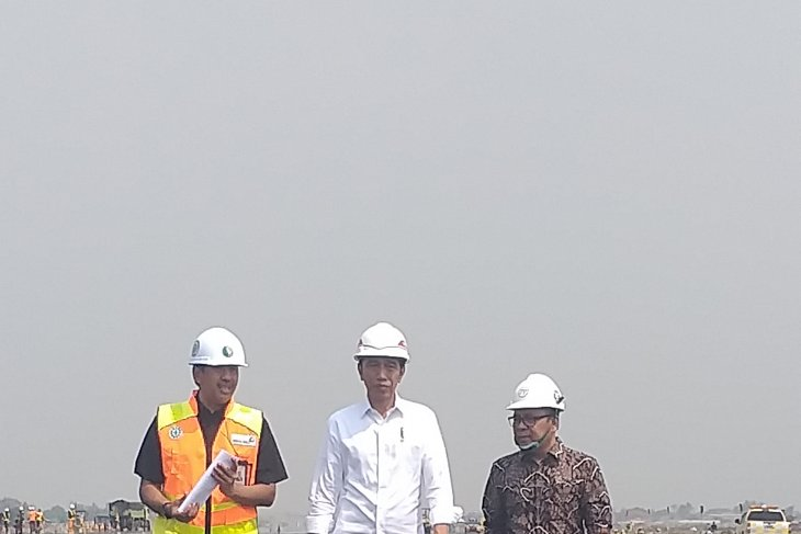 Soetta's third runway to commence operation in July: President