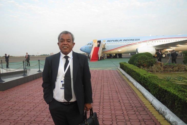 Lima tahun  pesawat kepresidenan