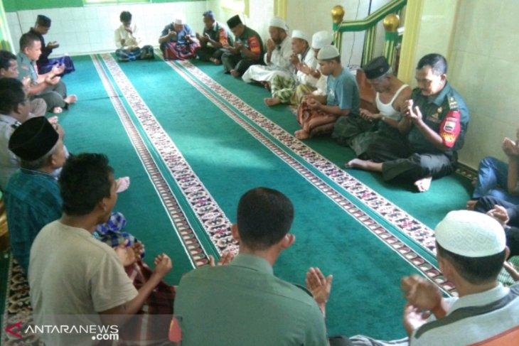 Kodim 0212/TS doa bersama komponen masyarakat