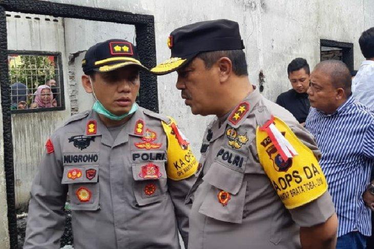 Polda Sumut minta pemeriksaan forensik korban kebakaran pabrik mancis melalui DVI