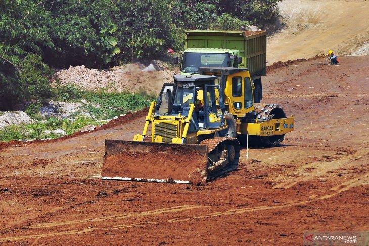 BPN Bengkulu belum terima permohonan pembebasan lahan tol