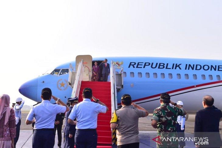 Presiden ke Thailand hadiri KTT ASEAN