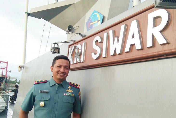 Mayor Laut Ricky Intriadi motivasi generasi muda Aceh cinta  maritim