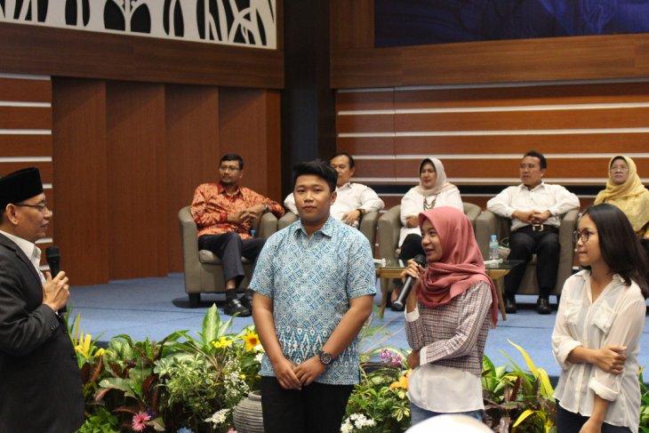 Unair terima langsung lima siswa berprestasi pendaftar SBMPTN