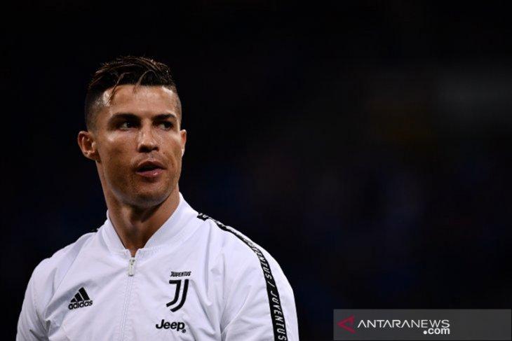 Ronaldo bebas dari dakwaan kasus pemerkosaan