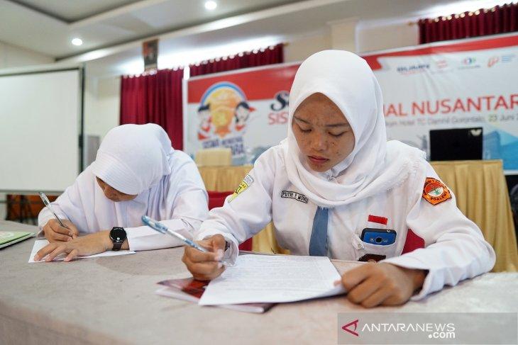 Peserta SMN Gorontalo akan kenalkan budaya dan pariwisata daerah