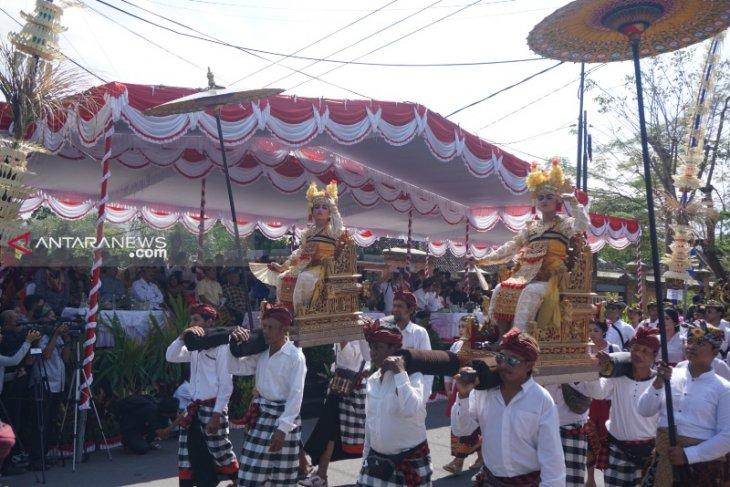 Kabupaten Gianyar ikuti festival pusaka Nusantara