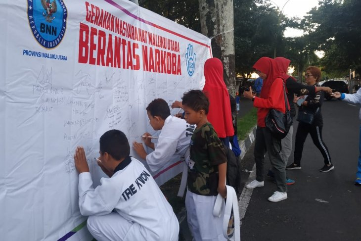 Denpasar peringkat ke-6 nasional sebagai kota tanggap bahaya narkoba