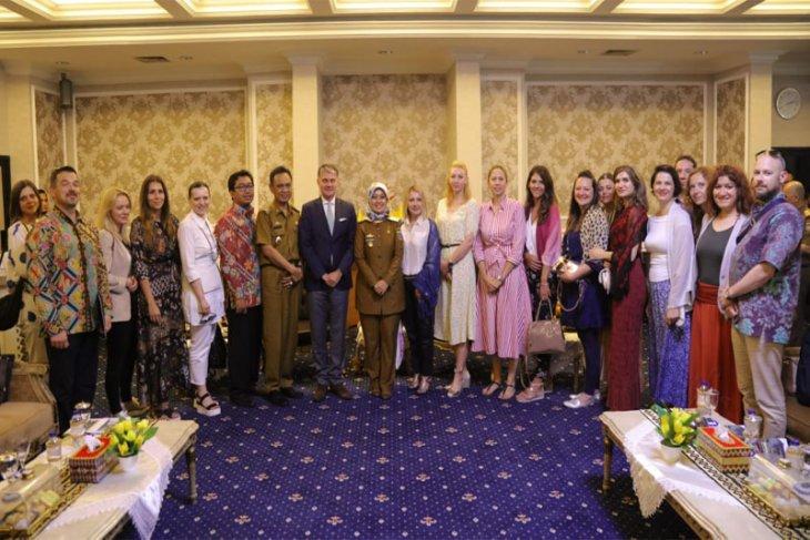 Lampung Terus Perluas Kerja sama Pertanian Perdagangan dan Pariwisata Dengan Kroasia