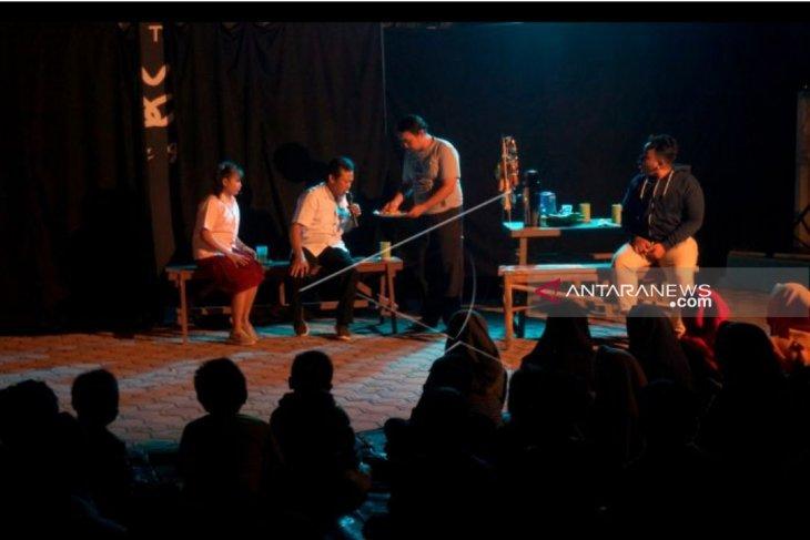 Komunitas Teater Tulungagung gelar pentas drama bahasa Jawa