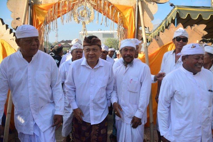 Wali Kota Denpasar hadiri