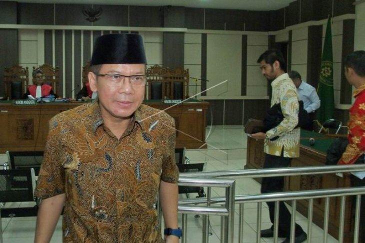 Taufik Kurniawan dituntut delapan tahun penjara
