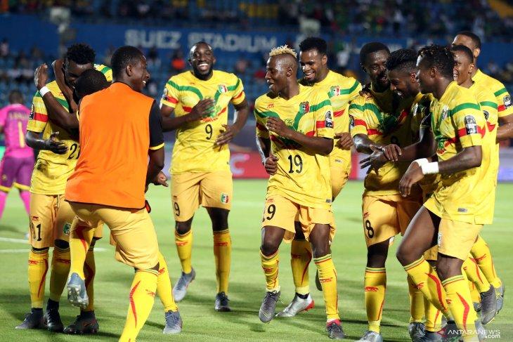 Mali buka penampilan di Piala Afrika 2019 dengan tundukkan Mauritania