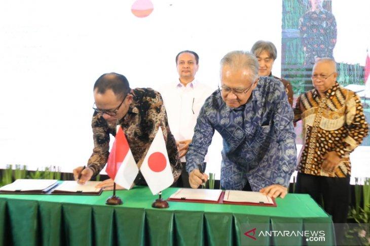 Indonesia kerja sama dengan Jepang mengirim pekerja berketerampilan