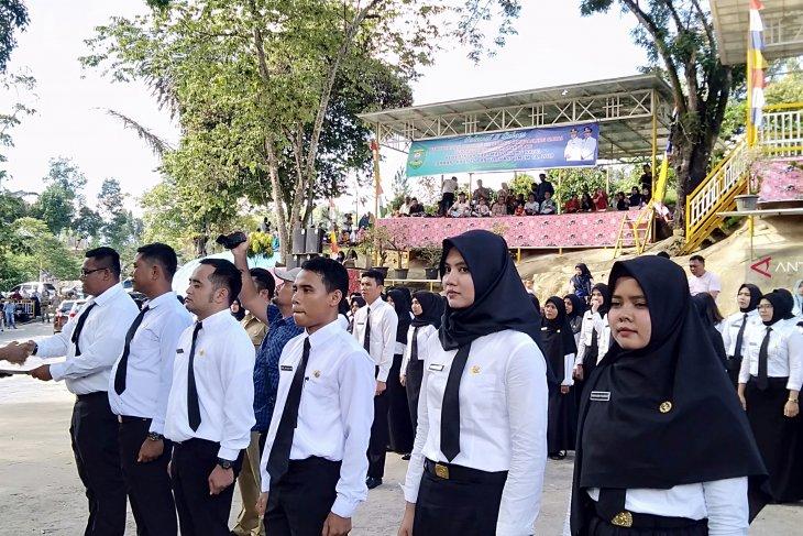 173 calon ASN di Madina terima SK pengangkatan