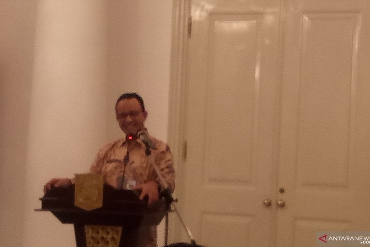 Anies Baswedan: Penerbit PRK Pulau Reklamasi