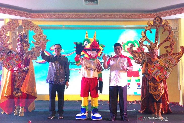 Maskot ASEAN School Games ke-11diluncurkan