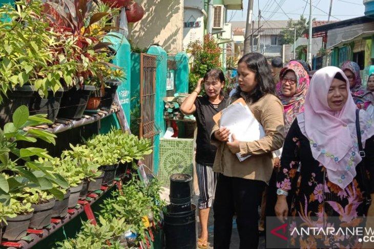 Kampung Markisa  Kota Tangerang masuk penilaian proklim KLHK
