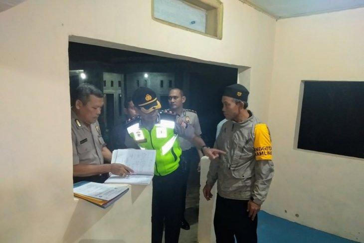 Tim Polda Banten malakukan penilaian Siskamling Kampung Cicadas
